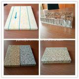 Painéis de alumínio feito-à-medida do favo de mel para o revestimento da parede