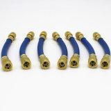 Blauer kühlaufladenNitrile/PVC Schlauch der Farben-W.P 600psi