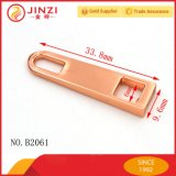 Metal Head Custom Size e Color Zipper Puller