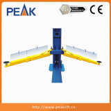 8000lbs Cadena-DRIVED Compact Lift Line Dos postes con Competitiva Priceft (208)