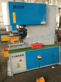 Cilindro idraulico di angolo di tonnellata d'acciaio idraulica della taglierina Machine/80/taglierina idraulica dell'acciaio di angolo