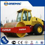 La tonnellata Yz12h di Changlin 12 sceglie il rullo compressore del timpano un rullo vibrante da 8 tonnellate