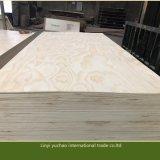 E1 het Triplex van het Gezicht van de Pijnboom van Radiata voor Meubilair Decoraton