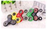 La vente en gros d'usine Fidget multi couleurs en alliage métallique main Spinner de doigt