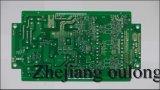 녹색 솔더 마스크 4 층 핼의 PCB