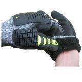 影響が大きい保護TPR作業手袋を反切りなさい