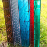 UVc$co-extruder Farben-überzogene Polycarbonat-Blätter