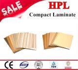 HPL bedeckt (hohes Presssure Laminat)