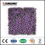 Buena decoración que ajardina los arbustos artificiales del PVC para al aire libre