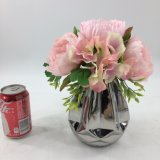 Commerci all'ingrosso che sarchiano i bonsai delle piante dei fiori artificiali della decorazione