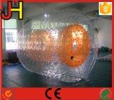 膨脹可能な車輪のローラー水ローラーの膨脹可能な車輪