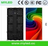 Visualización de LED de interior a todo color del alquiler P3.91 de la cartelera de la echada 3.91m m LED del pixel de la marca de fábrica de Epistar