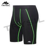 Usure élastique de sports de pantalon de sports de pantalon de circuits des sports des hommes