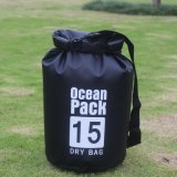 Custom Logo Outdoor PVC imperméable à l'eau 2L 10L 20L 30L 50L Ocean Pack Dry Bag