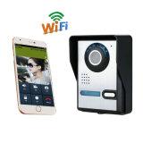 WiFi видео в формате Full HD Вилла Ringbell телефона двери с помощью сигнала системы