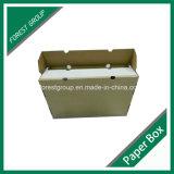 Caixa de empacotamento da fruta do papel ondulado, caixa da fruta do cartão (FP020005)