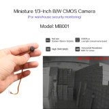 2017 Nova Visão Nocturna 0.0001lux Mini Preto e Branco do módulo de câmara monocromática CMOS (MB001)