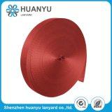 Qualität 20mm rostig - rotes normales Nylongewebtes material