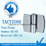 熱い販売法の洗面所の区分のキュービクルのハードウェアの通常の折れ戸のヒンジ