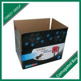 Дуплекс Corrgated бумажную упаковку картонная коробка для оптовых