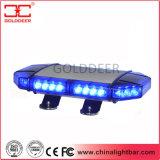 12V blaue LED MiniLightbar für Auto (TBD20646-4A6g) warnend