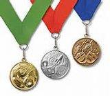 Medaglia in lega di zinco del banco di sport di onore di alta qualità su ordinazione del rifornimento