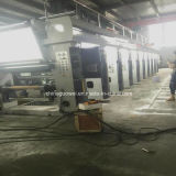 BOPP를 위한 기계, PVC 필름을 인쇄하는 고속 윤전 그라비어