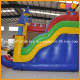 Kleurrijk Inflatablde Kasteel Combo (AQ732)
