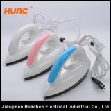 Ferro elettrico dell'elettrodomestico di tre colori