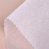 Interlining Voering van de Voering van de Polyester van de Prijs van de fabriek de Eenvormige Niet-geweven Kleverige