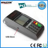 고품질 Mj M3000가 여사와 가진 Iccr NFC와 인쇄공, EMV/PCI 고속 POS 단말기에 의하여 증명서를 줬다