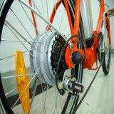 Bicicleta eléctrica fácil Ebike de la bici de 36V 250W del plegamiento 20 ''
