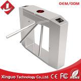 Cancello girevole impermeabile del treppiedi dell'acciaio inossidabile con il lettore di RFID