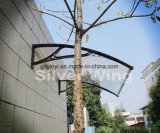 80X100cm im Freien DIY haltbares Polycarbonat-Aluminiummarkise (YY800-F)
