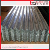 Hoja de acero acanalada del material para techos del metal del Galvalume