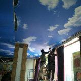 Nube di alta qualità e stampa lucida della pellicola del soffitto di stirata