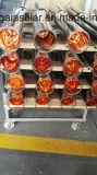 Hoher Durchmesser-evakuiertes Solargefäß des Fabrik-Direktverkauf-100mm