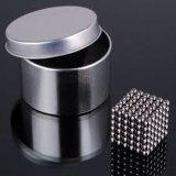Неодимия цвета N35 шарик серебряного 216 высокого качества 3mm магнитный