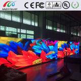 P3, P4, P5 Module d'affichage LED à l'intérieur du service avant
