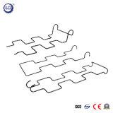 Fabricante automático da máquina de dobra do fio de aço do CNC 3D de China