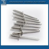 4X8mm Aluminium Steel 5052 DIN7337 Blind Rivets