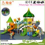 Giochi esterni esterni del campo da giuoco del bambino di campo giochi della scuola materna (WOP-010A)