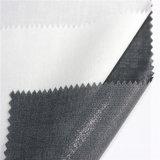 Одежда ткань рубашечным воротником клей Interlining сопряжение Buckram термозакрепления
