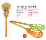 Juguete divertido juego de lacrosse al aire libre