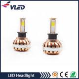 Alta eficiencia de ahorro de energía del nuevo del estilo del coche HID LED lámpara de la linterna H3