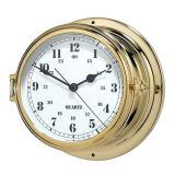 Relógio de quartzo marinho de numerais árabes Dia