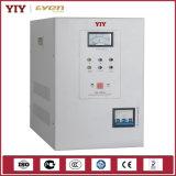 Regulador de voltaje trifásico del uso del hogar del control de motor servo del estabilizador del voltaje de la serie de Tns