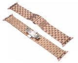 ステンレス鋼の置換ストラップのAppleの腕時計Iwatchのための標準的なIwatchのリストバンド