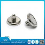 Strong Pot d'assemblage magnétique permanent magnet aimant de cuvette