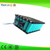 Batería solar de la potencia del litio 18650 de la batería 3.7V 2500mAh del ion de Li del almacenaje